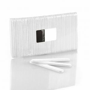 Solo MINI White 80/80, 100/100, or 100/180 Grit Small Cushion File (50 Pack)