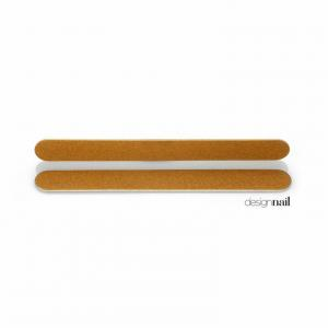 Gold Wood Nail File - 100/100 Grit (50 Pack)