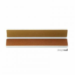 Brown Extra Wide Cushion Board 100/180 Grit (50 Pack)