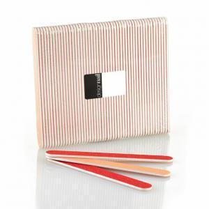 Red/Peach Mylar Cushion Board 80/180 Grit (50 Pack)