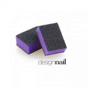 Purple Mini Block with Black Abrasive-1 Sheet of 150 blocks