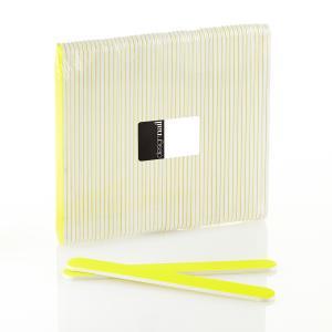 Yellow Mylar Cushion Board - 320/320 Grit (50 Pack)