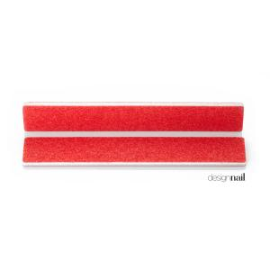 X-Wide Red Mylar Cushion Board - 80/80 Grit (50 Pack)