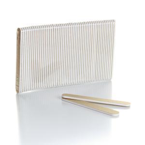 Mini Flint Cushion Board - 150/150 Grit (50 Pack)