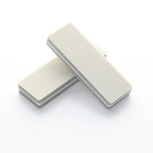 Mini Rectangle Flash Finisher Sponge Fine/Extra Fine 25 pack