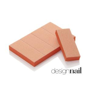 Orange Slim Block with White Abrasive-1 Sheet of 45 blocks