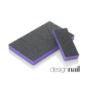 Purple Slim Blocks W/Black Abrasive-Pack of 45