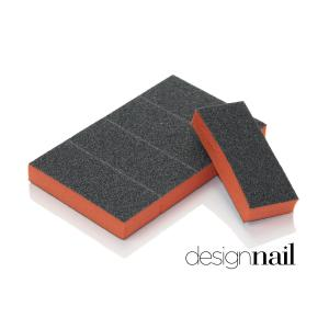 Orange Slim Block with Black Abrasive-45 block pack