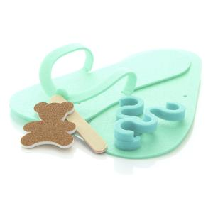Kids Pedicure Kit Teal