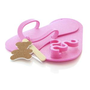 Kids Pedicure Kit Pink