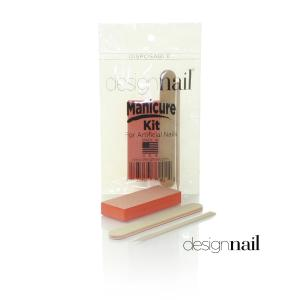 Disposable Manicure Kit for Artificial Nails