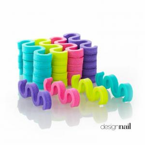 Wavy Toe Spacers (12 Pairs)